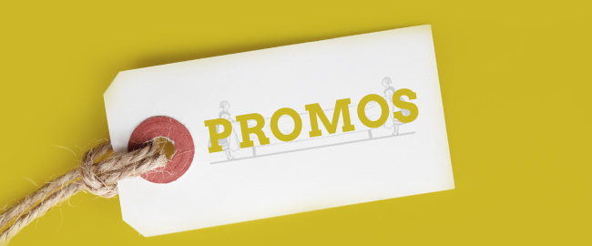 Promos / end-of-line products