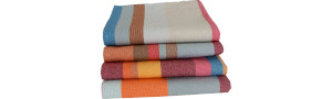 Serviettes BORAMAR (lot de 4)