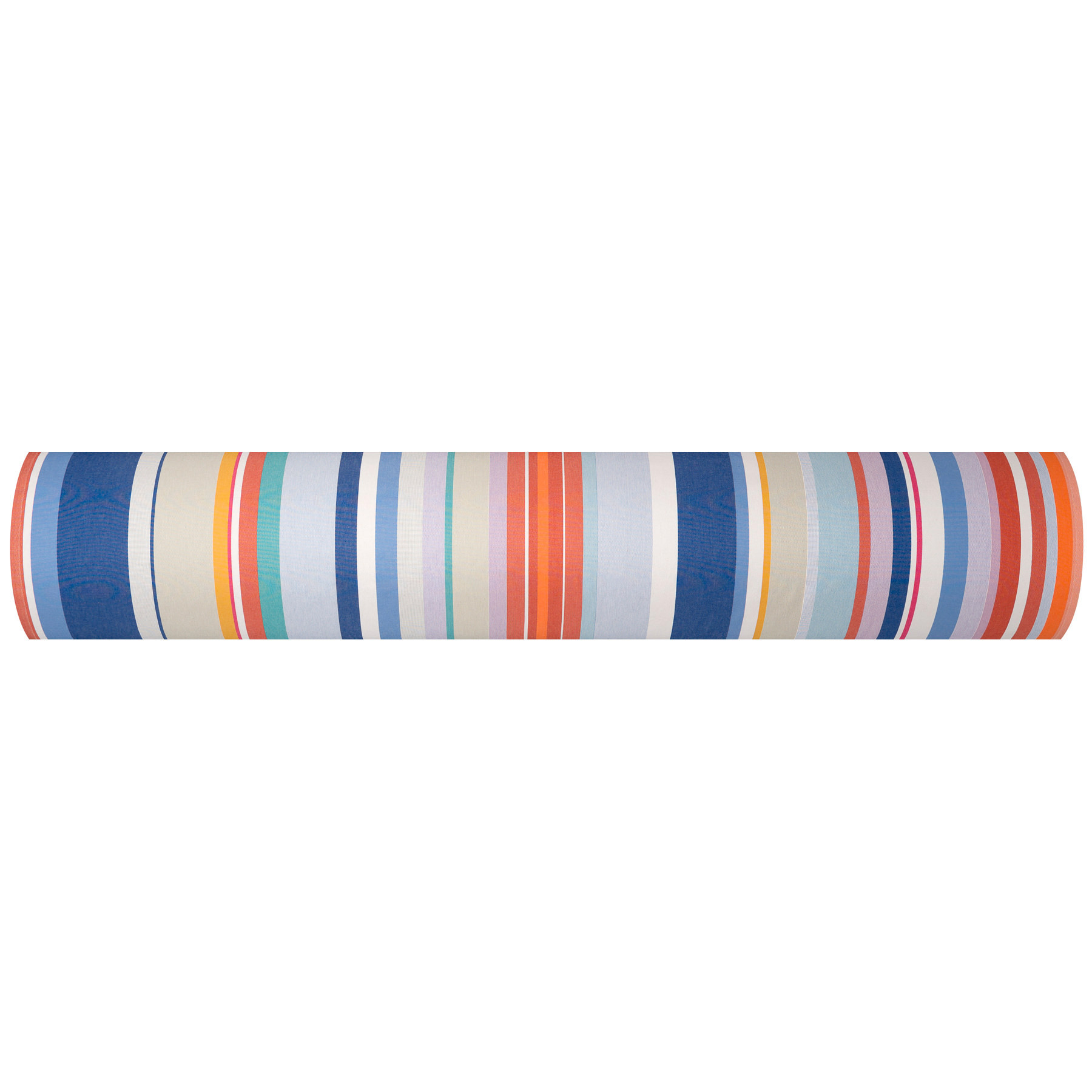 Multicolored Striped Fabrics - Canet en Roussillon