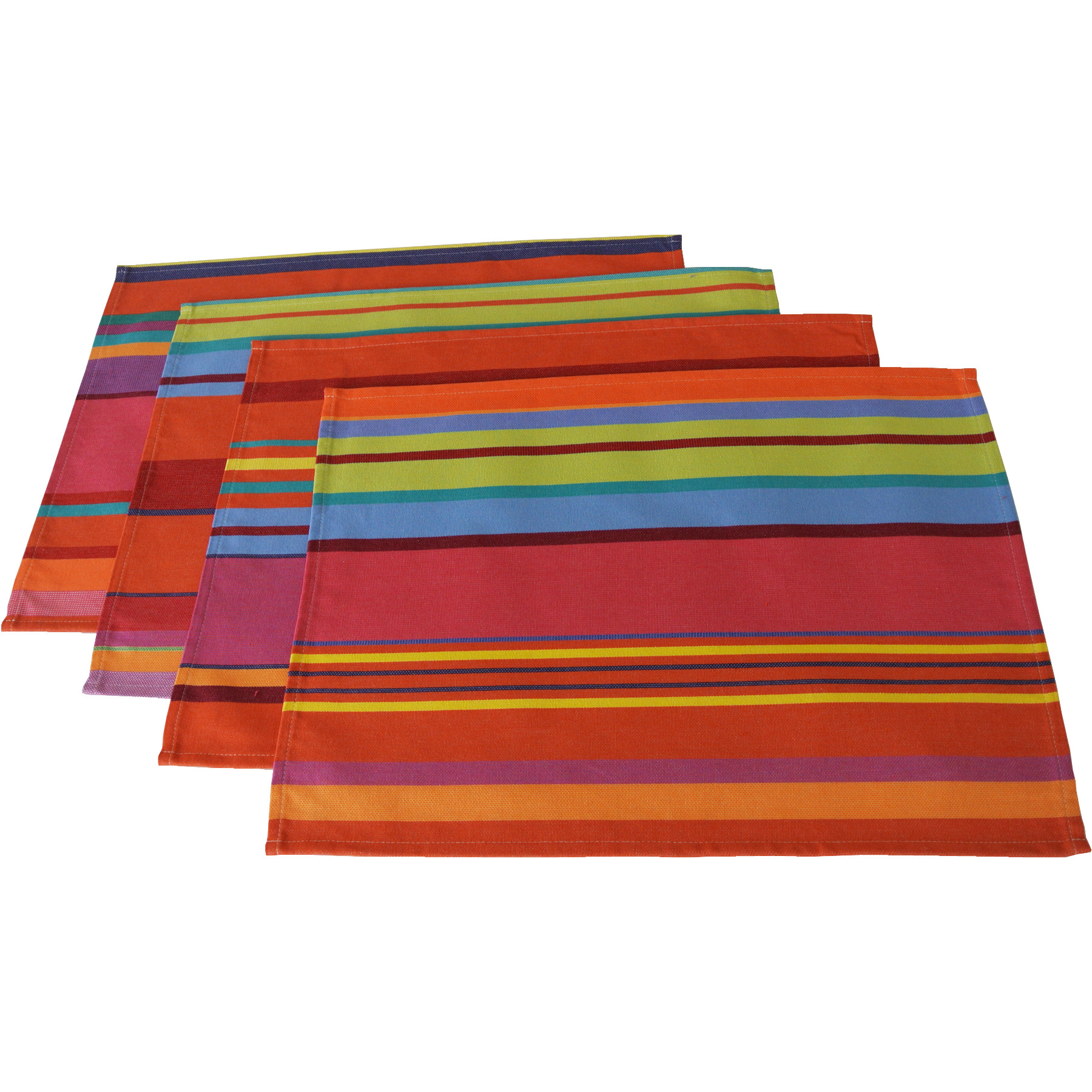 Placemats BONBON PLUME (sold by 4)