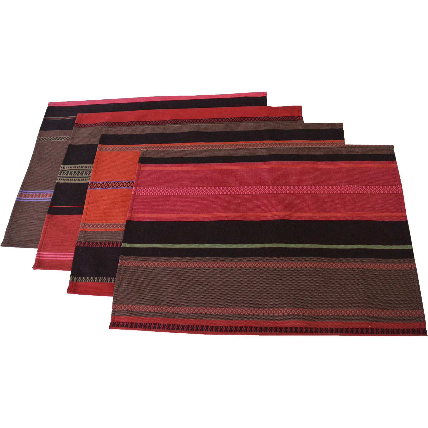 Placemats TSAR (sold by 4)