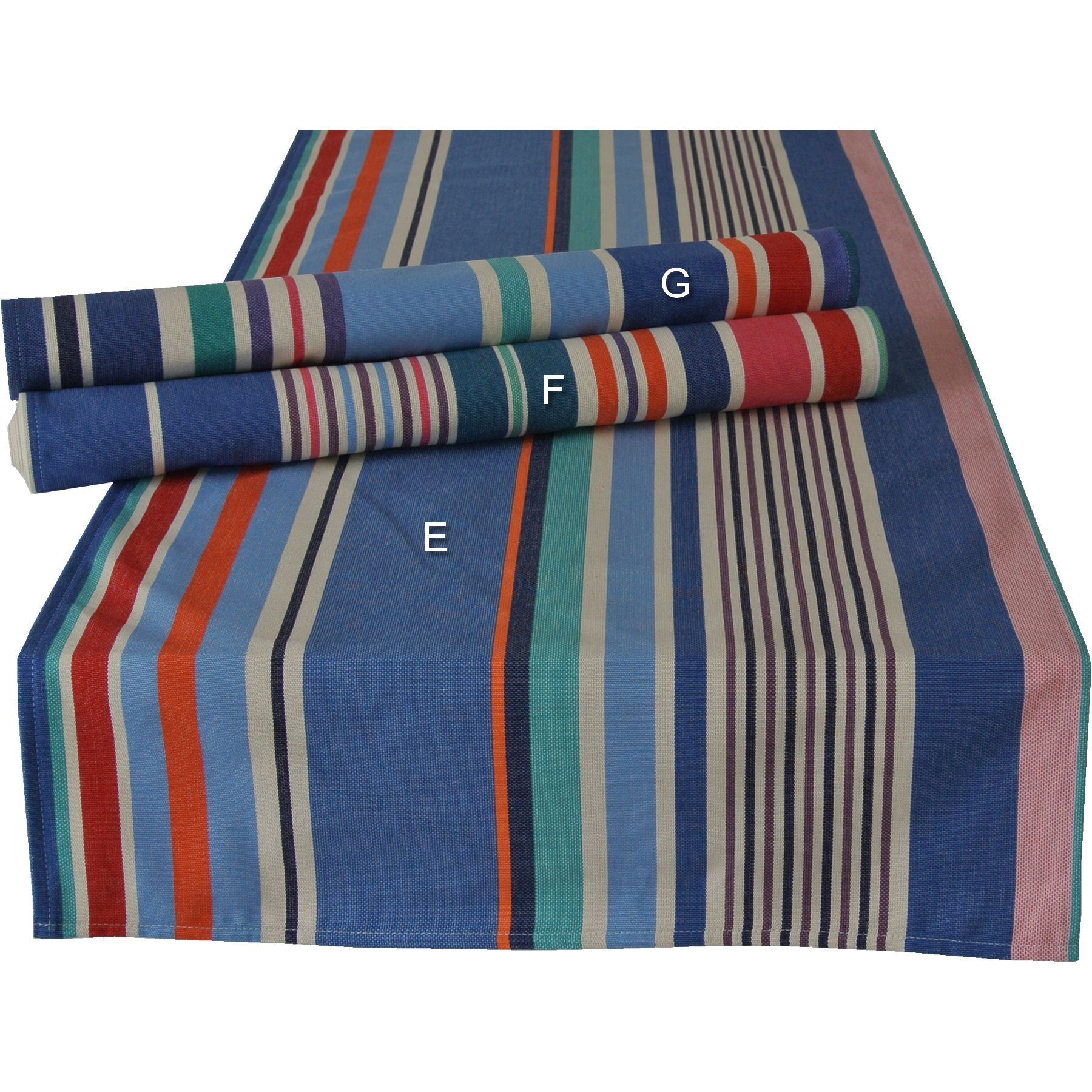 Table Runner Cabanon Roy - Table Linen Items Online