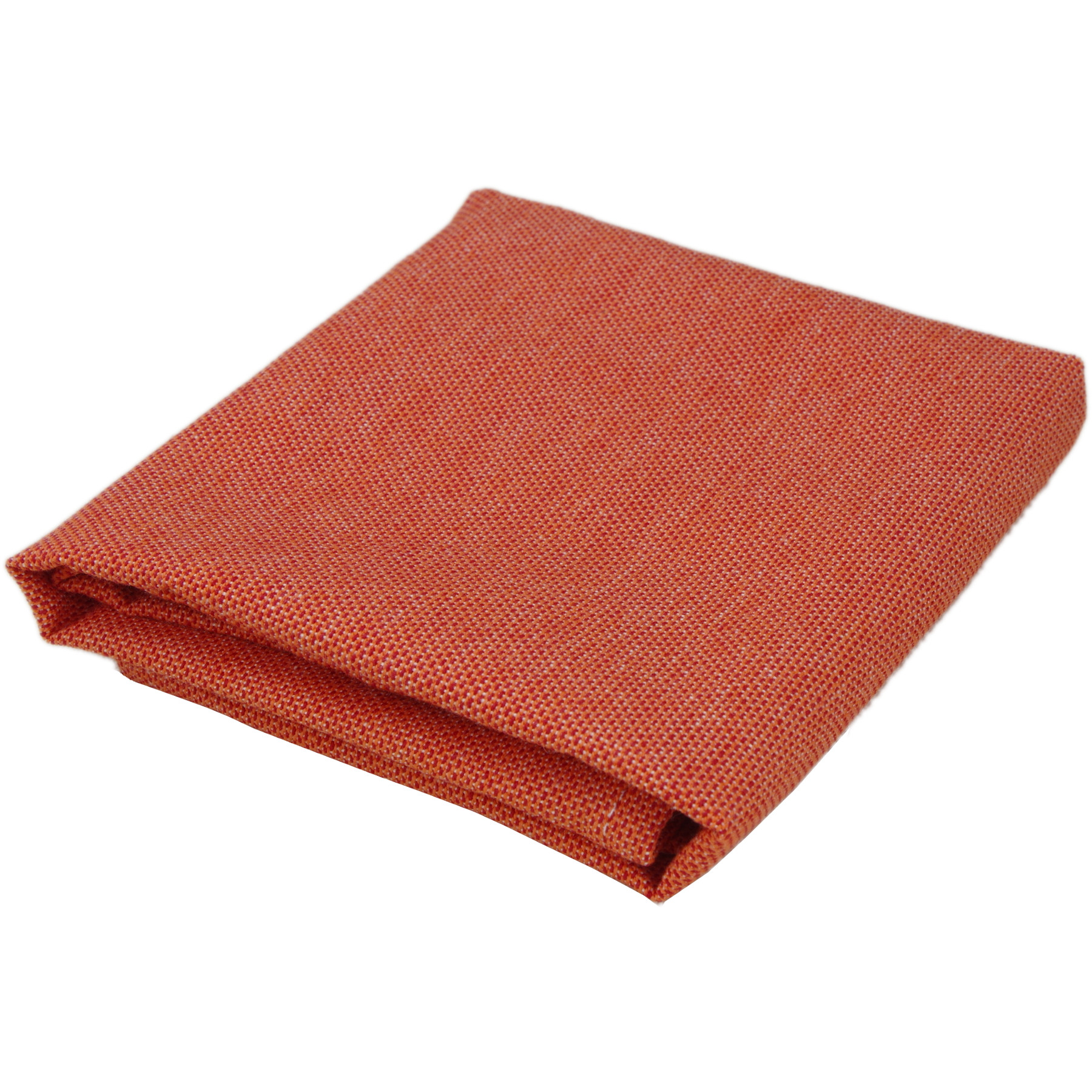 Napkin UNI Orange/Rouge