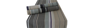 Table Linen Items Online - Table Runner Rue bu Bac gray