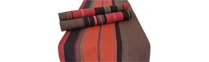 Table Linen Items Online - Table Runner Tsar Red