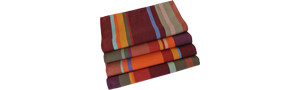 Table Linen Items Online - Napkins Collioure Red