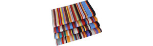 Napkins Tom Multi Coloured - Table Linen Items Online