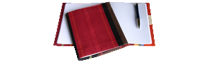 Notebook cover TSAR