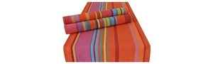 Table Linen Items Online - Table Runner Bonbon Plume Capucine
