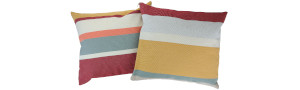 Cushion covers ACAJOU (Set of 2)