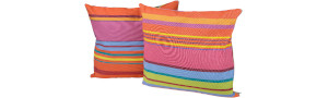 Cushion covers BONBON PLUME (Set of 2)