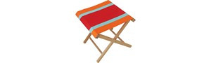 Campstool DEAUVILLE