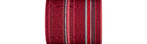 Fabric by the meter RUBIS 43cm
