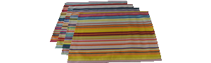 Placemats JOUR DE FETE (sold by 4)