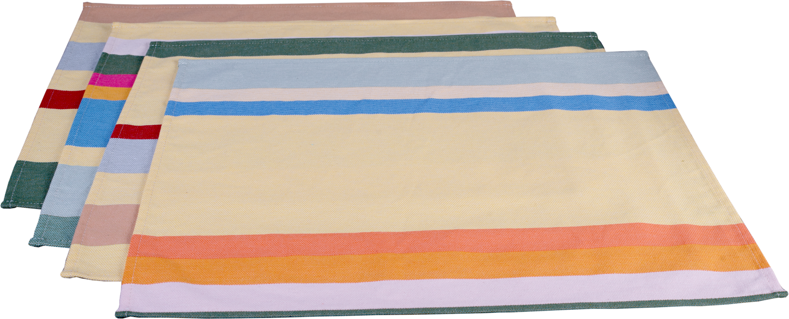 Placemats ILLE SUR TET(sold by 4)
