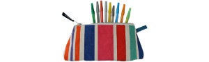 Pencil case CABANON