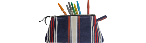 Pencil case LES SABLES D'OLONNE